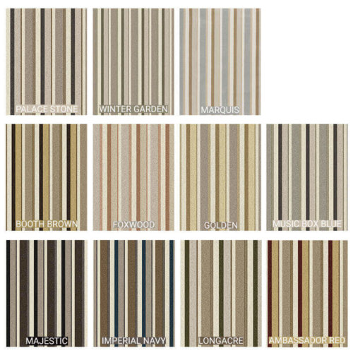 Milliken Broadway Beat Area Rug Collection - 11 Colors Available