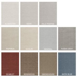 Milliken Brushed Linen Area Rug Collection - 11 Colors Available