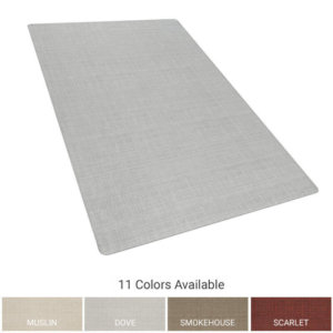 Milliken Brushed Linen Area Rug Collection