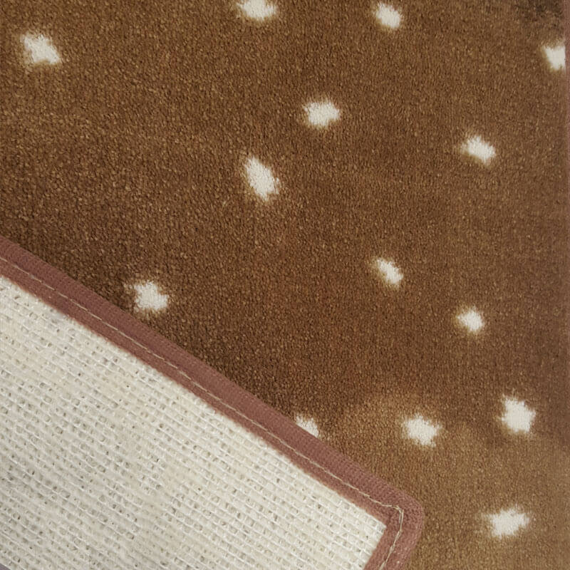 Milliken Dapple Exotic Escape Area Rug Collection - Backing