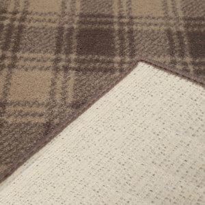 Milliken Greyfriar Indoor Area Rug Collection- backing