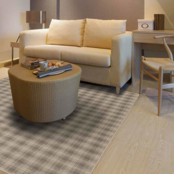Milliken Greyfriar Indoor Area Rug Collection - Room
