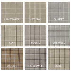 Milliken Herrington Plaid Indoor Area Rug Collection - 9 Colors Available