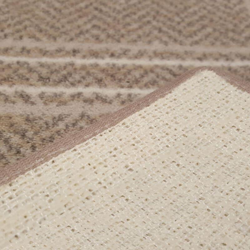 Milliken Herrington Plaid Indoor Area Rug Collection - Backing