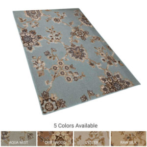 Milliken Oriental Spendor Indoor Area Rug Collection