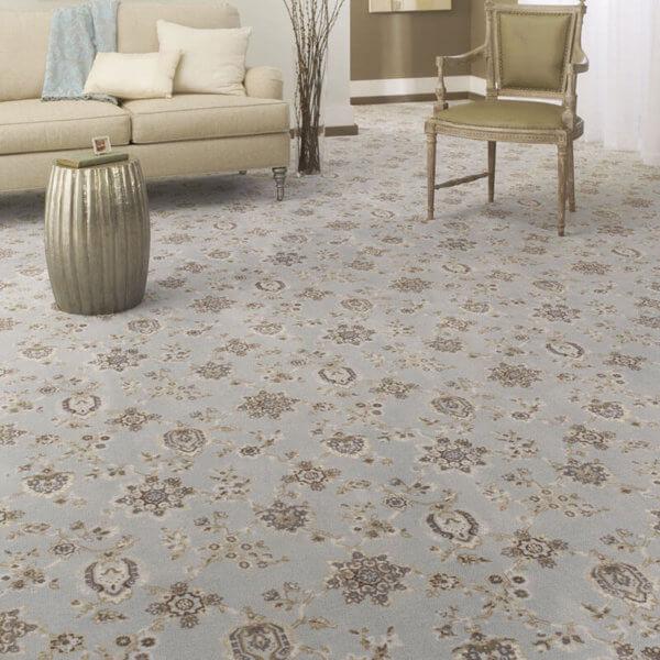 Milliken Oriental Spendor Indoor Area Rug Collection - Room
