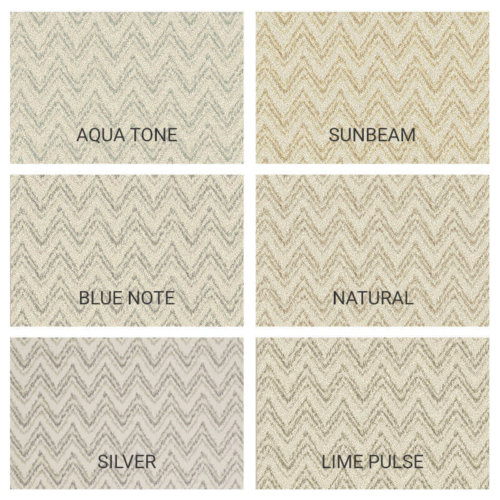 Milliken Vibrato Indoor Area Rug Collection - 6 Colors Available