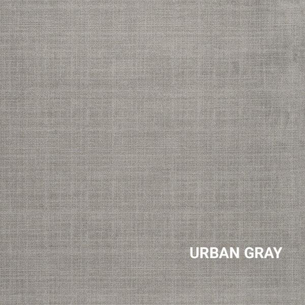Urban Gray Milliken Brushed Linen Rug