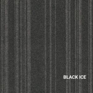 Black Ice Couture Carpet Tile