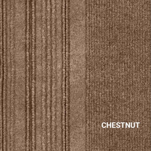 Chestnut Couture Carpet Tile