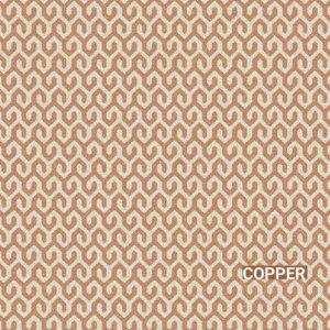 Copper Spectra Indoor Rug