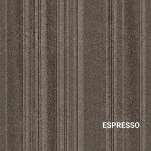 Espresso Couture Carpet Tile