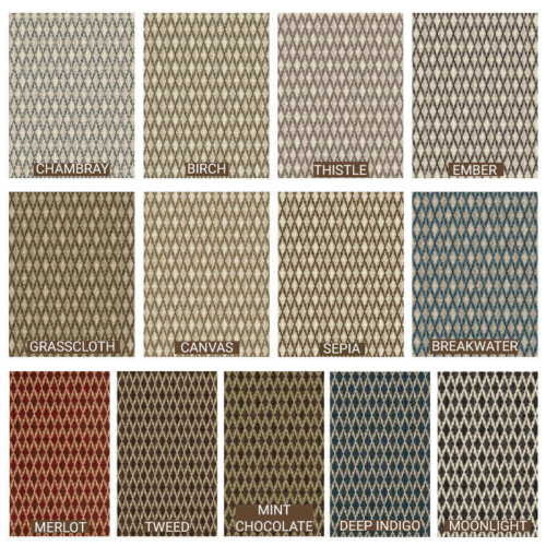 Milliken Portico Indoor Area Rug Collection - 13 Colors Available