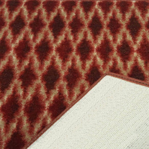 Milliken Portico Indoor Area Rug Collection - Backing
