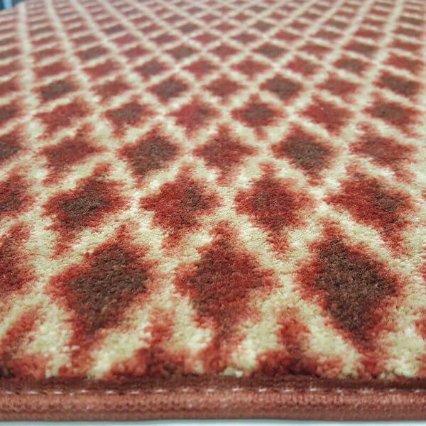 Milliken Portico Indoor Area Rug Collection - Binding