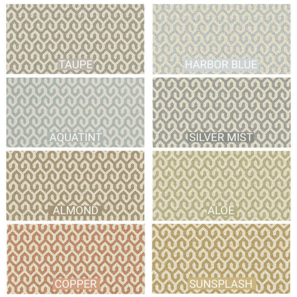 Milliken Spectra Indoor Area Rug Collection - 8 Colors Available