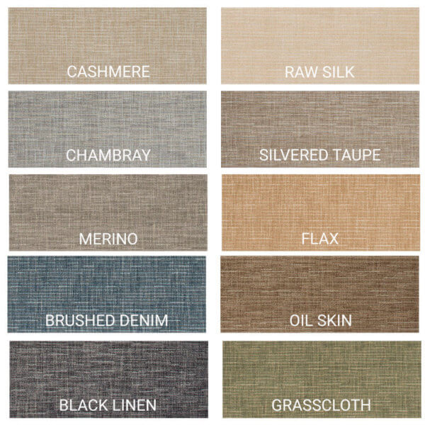 Milliken Stitches Indoor Area Rug Collection - 10 Colors Available