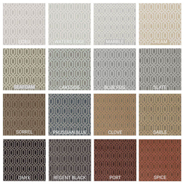 Milliken Story Line Indoor Area Rug Collection - 16 Colors Available