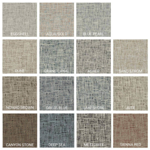Milliken Techtone Indoor Area Rug Collection - 15 Colors Available
