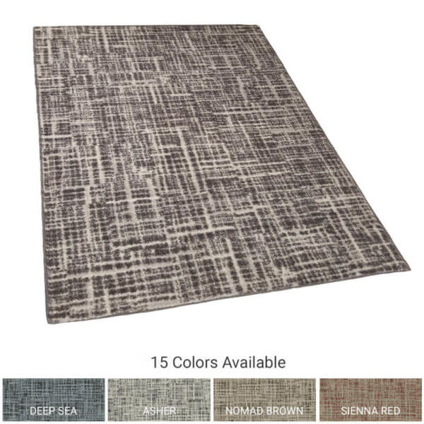 Milliken Techtone Indoor Area Rug Collection