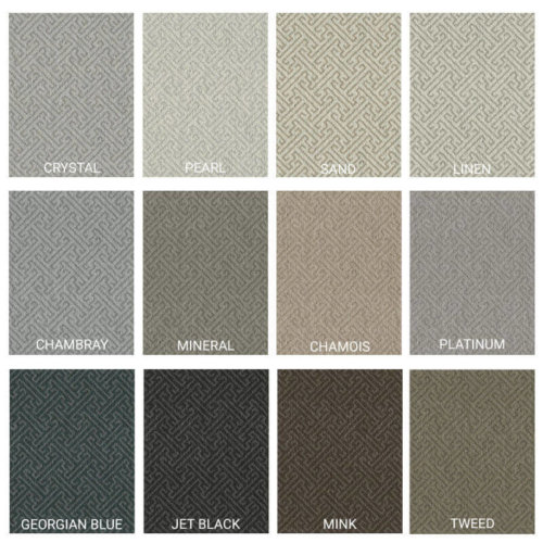 Milliken Urbane Indoor Area Rug Collection - 12 Colors Available