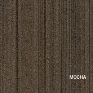 Mocha Couture Carpet Tile