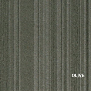 Olive Couture Carpet Tile