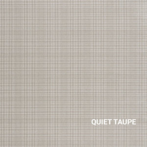 Quiet Taupe Milliken Personal Retreat Rug