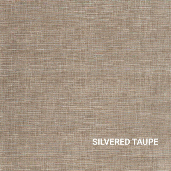 Silvered Taupe Stitches Indoor Rug
