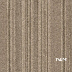 Taupe Couture Carpet Tile
