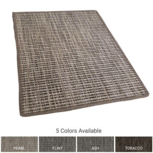 Executive Suites Custom Cut Indoor Outdoor Area Rug Collection