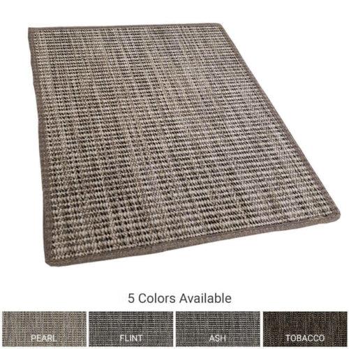 Executive Suites Custom Cut Indoor Outdoor Area Rug Collection