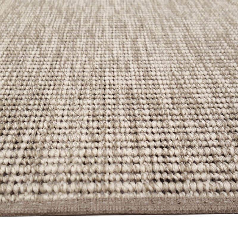 Executive Suites Custom Cut Indoor Outdoor Area Rug Collection - Binding