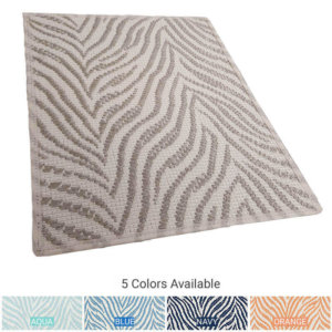 Plantation Key Custom Cut Indoor Outdoor Area Rug Collection