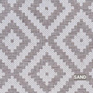 Sand Dimond Head Area Rug