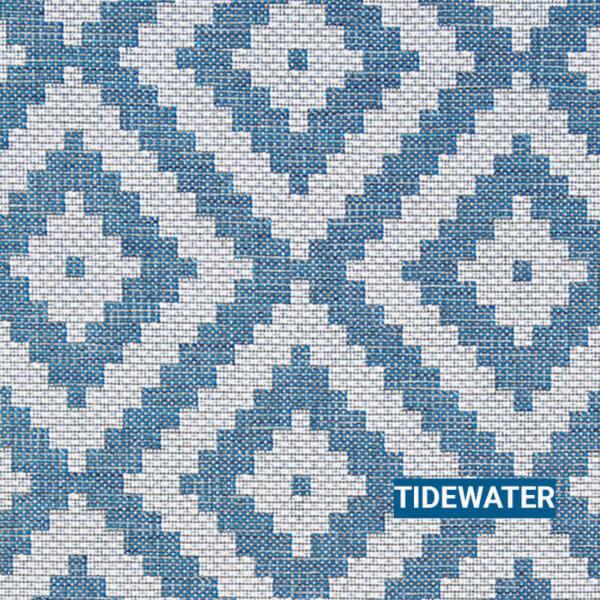Tidewater Dimond Head Area Rug