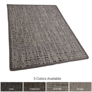Villa Suites Custom Cut Indoor Outdoor Area Rug Collection