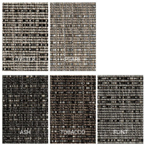 Villa Suites Custom Cut Indoor Outdoor Area Rug Collection - 5 Colors Available