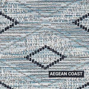 Aegean Coast Barbados Rug