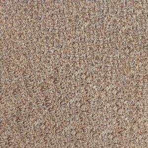 Almond Brown & Tan Indoor-Outdoor Artificial Grass Turf Area Rug Carpet Swatch