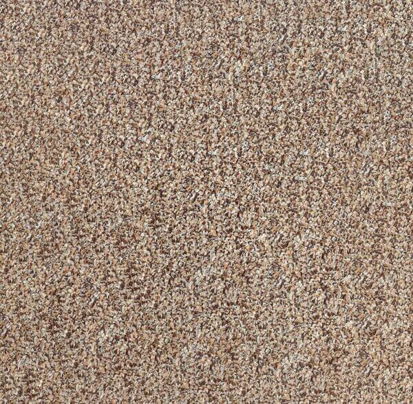 Almond Brown & Tan Indoor-Outdoor Artificial Grass Turf Area Rug Carpet Swatch