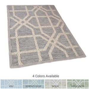 Bighorn Custom Cut Indoor Outdoor Area Rug Collection