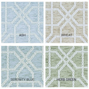 Bighorn Custom Cut Indoor Outdoor Area Rug Collection - 4 Colors Available