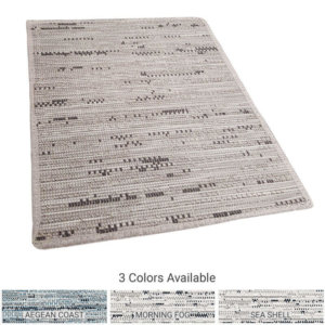 San Juan Custom Cut Indoor Outdoor Area Rug Collection