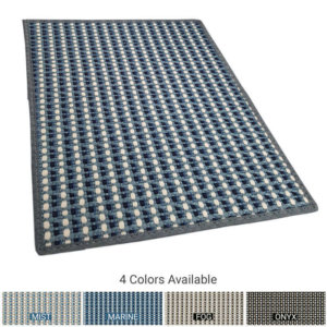 San Rafael Custom Cut Indoor Outdoor Area Rug Collection