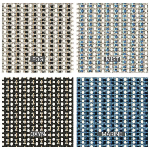 San Rafael Custom Cut Indoor Outdoor Area Rug Collection - 4 Colors Available