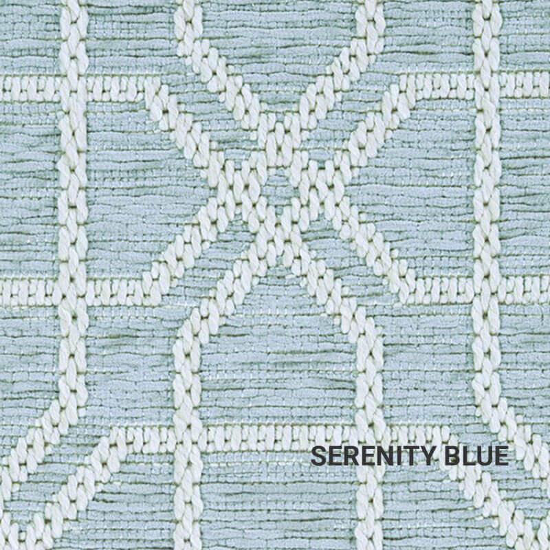 Serenity Blue Bighorn Area Rug