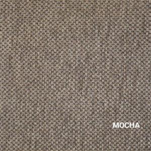 Mocha Tangiers area rug