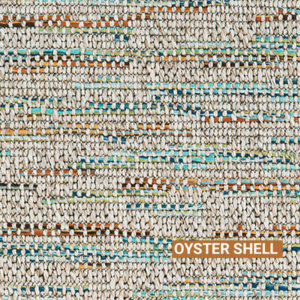 Oyster Shell Grand Turk Rug