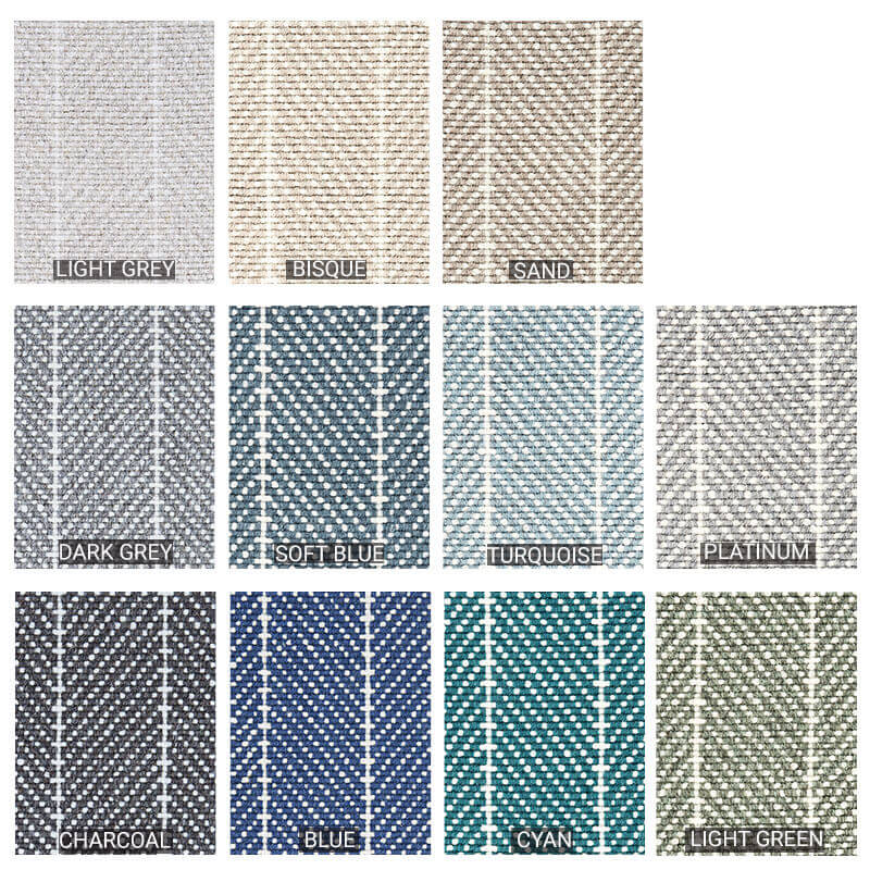 Addington Luxury Indoor Area Rug Collection - 11 Colors Available